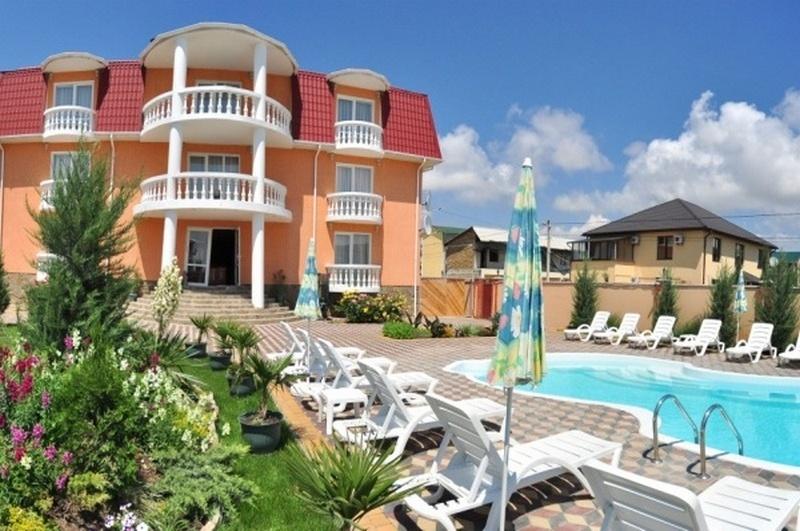 гостиница Тропикана в Судаке