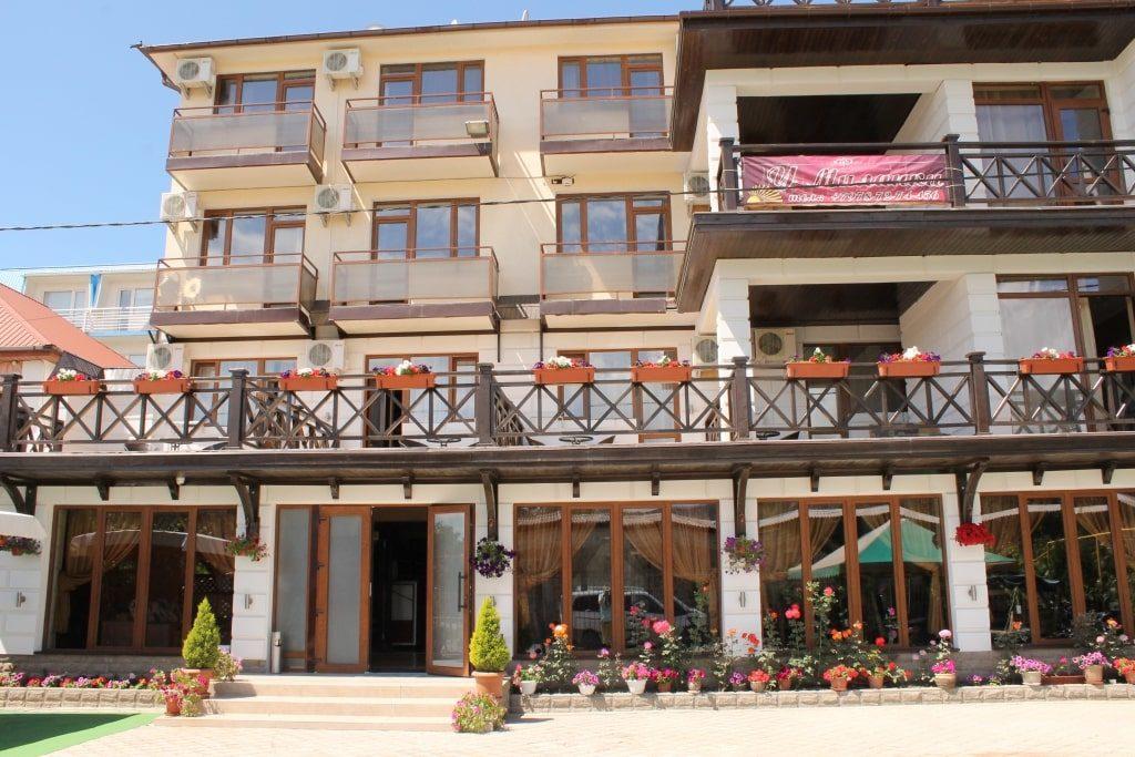 отель У Миланки Судак